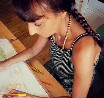 Emiliana Di Placido Illustratrice